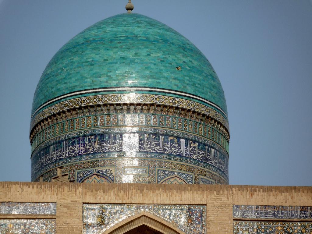 Buchara Kuppel der Mir-i Arab Medrese